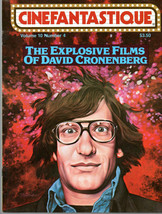 Cinefantastique v10 #4, Spring 1981 - David Cronenberg - $9.00