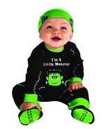 Infant Lil' Monster Halloween Costume - $30.00