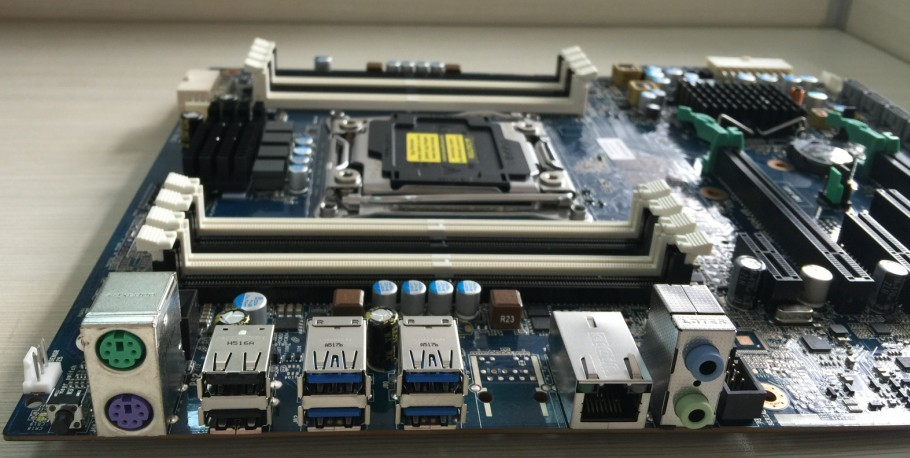 HP Z440 Workstation Motherboard 710324-001 and 50 similar items