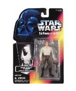 Star Wars, Power of the Force Red Card, Han Solo in Carbonite Action Fig... - $9.75