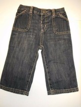 Blue jeans Baby girls jeans Girls clothes Girls Old Navy Pants 0/3 - 24 mos - $5.58