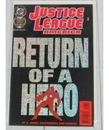 JUSTICE LEAGUE OF AMERICA #100 VOL 2 JLA DC HOLO COVER JUNE 1995 - C4979 - $2.99