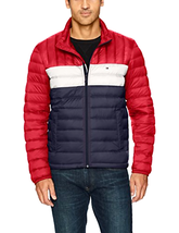 Tommy Hilfiger Men's Puffer Packable Down 100% Nylon Jacket - Choose SZ/... - $68.69