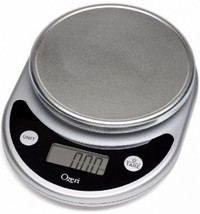 Pronto Digital Multifunction Kitchen and Food Scale, Elegant Black - $39.90