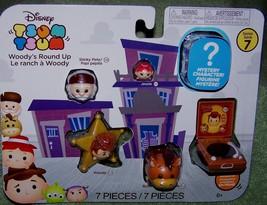 Disney Tsum Tsum Woody's Round Up  7 Pcs New Series 7 - $8.88