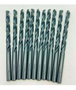 Bundle. Popular Number Heavy Duty Jobber Drill Bits M2 HSS 12 EA. #7 #25... - $50.24