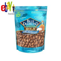 Blue Diamond Almonds, Bold Salt 'N Vinegar, 16 Ounce - $9.89