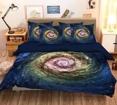 3D Vortex River 26 Bed Pillowcases Quilt Duvet Single Queen King US Summer - $102.84+