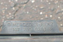 86-89 Mercedes W107 R107 Front Bumper Valance Airdam Spoiler 560SL image 10