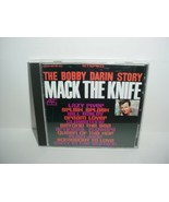 Bobby Darren Mack The Knife CD - $5.84