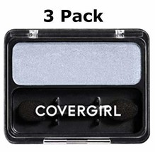 CoverGirl Eye Enhancers Eye Shadow, Sterling Blue 600 - 3 pack - $31.99
