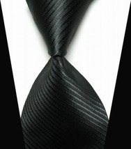 Men's Fashion Classic Striped Tie Woven Silk  Tie Necktie Party Meeting - $5.30