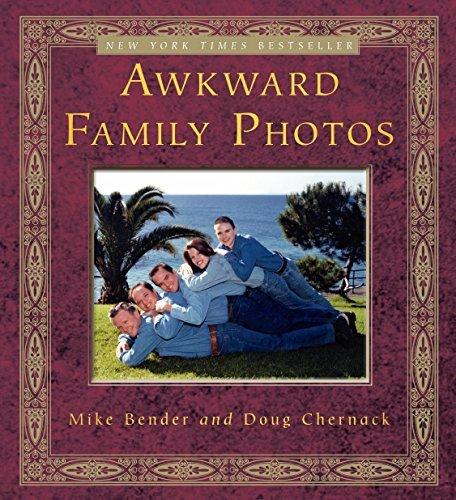 Primary image for Awkward Family Photos [Paperback] Bender, Mike and Chernack, Doug