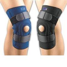 SAFE-T-SPORT Neoprene Patella Stabilizing Knee Support w/ Removable Horseshoe - $34.85