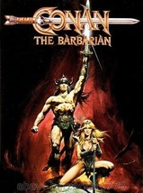 Conan The Barbarian movie poster 1980's 3'x5' vertical Flag USA Seller S... - $25.00