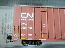 Micro-Trains # 99301870 Canadian National 60' High Cube Boxcar 3/Pack N-Scale image 4