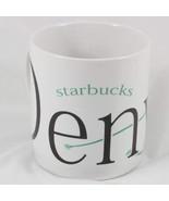 Starbucks Coffee 1994 City Mug Collector Series Denver Skier 18 oz. - $47.90