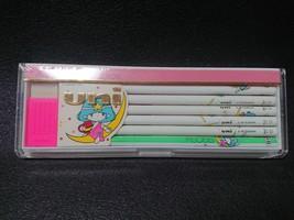 MITSUBISHI PENCIL Uni Twinkl 1 dozen with eraser Set HB Retro Japan Goods - $53.30