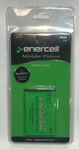 NEW Enercell Mobile Phone battery 1300mAh 3.7V for Blackberry Bold 9000/... - $4.74