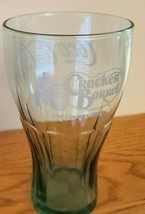 THE CRACKER BARREL OLD COUNTRY STORE COCA COLA (COKE) GLASS - $3.99