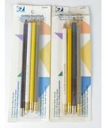 EZ Quilting Pencil Pack TWO packages (8 pencils) 882668 NEW - $10.84