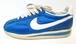 Vintage Original OG Nike Blue & White Women's Running Shoes Sz 7 Republi... - $359.99