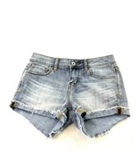 Melrose And Market Women's Blue Jean Shorts 23 - $19.79