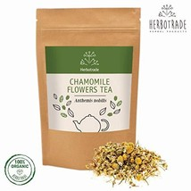 Roman Chamomile Flower (Anthemis nobilis) Dried Natural wildcrafted Herbal Tea ( - $14.50