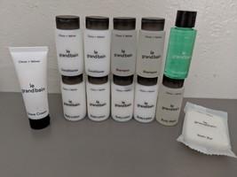 Le Grand Bain Shampoo Conditioner Lotion Body Wash Facial & Bath Bar 12 ... - $398,37 MXN