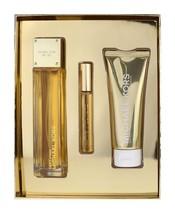 Michael Kors Sexy Amber Perfume Spray 3 Pcs Gift Set image 3