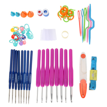 Hot Durable and Practical 16 Different sizes Crochet hooks Needles Stitc... - $36.00