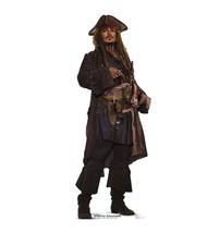 Jack Sparrow Johnny Depp Pirates Caribb EAN Cardboard Standup Standee Cutout 2278 - $39.95