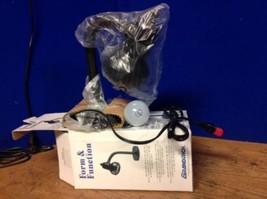 Gooseneck Desk Lamp G-2400 BLK - $46.75