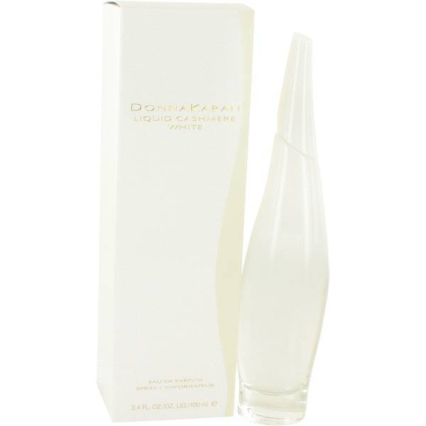Donna Karan Liquid Cashmere White 3.4 Oz Eau De Parfum Spray