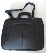 """Eco Style 14"""" Classic Topload LapTop Case Bag Black NEW - $44.09"""