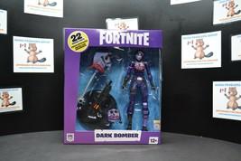 Fortnite Dark Bomber Premium Action Figure Mc Farlane Toys - $36.40