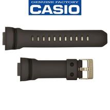 Genuine CASIO G-SHOCK Watch Band Strap GA-200 GA-201 Original Black Rubber - $30.95