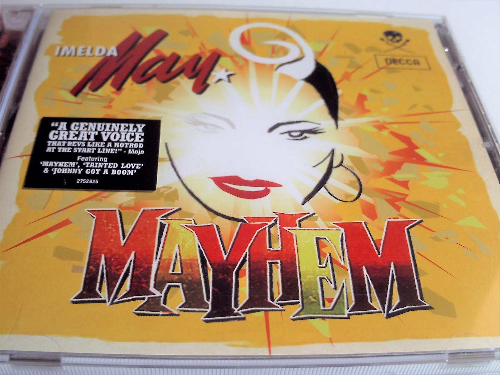 Imelda May Mayhem CD