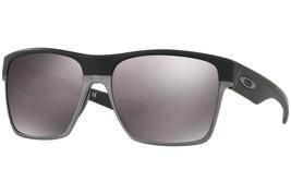 Oakley Occhiali da Sole Twoface XL Opaco Nero W/Prisma Ogni Giorno Polar... - $211.28