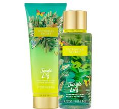 Victoria's Secret Jungle Lily Fragrance Lotion + Fragrance Mist Duo Set  - $39.95