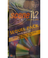 SCENE IT? THE DVD GAME - SEQUEL PACK - $10.00