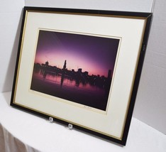 Chicago Reflections Limited Edition Photograph 1979 Bill Kurtis 55/95 CO... - $96.57