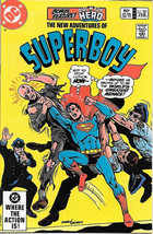 The New Adventures of Superboy Comic Book #38 DC Comics 1983 NEAR MINT - $3.25