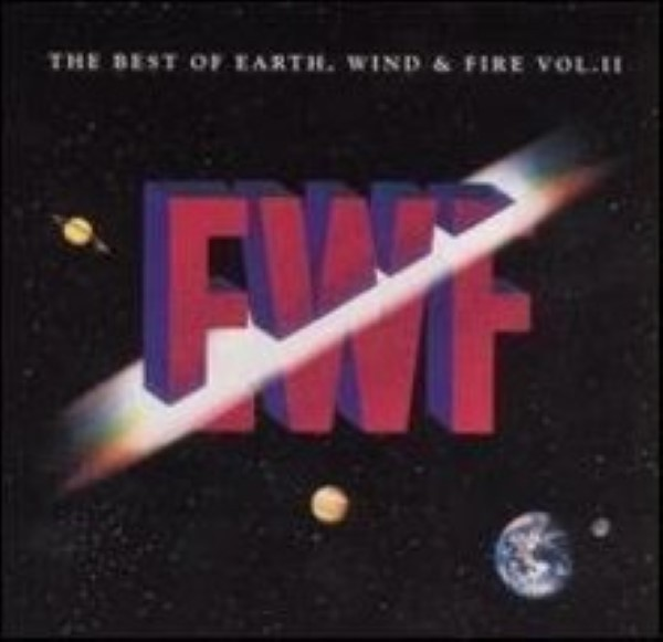 The Best of Earth, Wind & Fire Vol. 2 by Wind & Fire Earth Cd