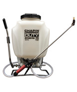 Chapin 63900 4-Gallon Self-Cleaning Backpack Sprayer Commercial Duty Spr... - $115.99