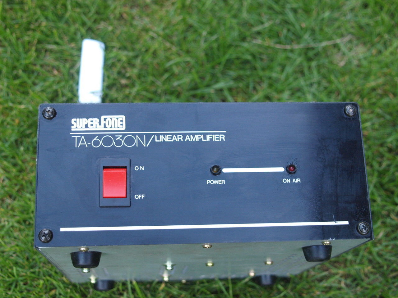 Wilmanco Linear Amplifier Freq Gain: 17dB 900 MHZ 96V001