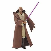 Star Wars the Black Series Mace Windu 6 Inch Action Figure #82 MIB - $22.76