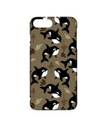 Marine Whale Printed Lightweight Hardshell Plastic Case for Apple iPhone... - $19.99