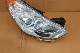 11-15 Hyundai Sonata Hybrid Projector Headlight Passenger Right RH - POLISHED image 3