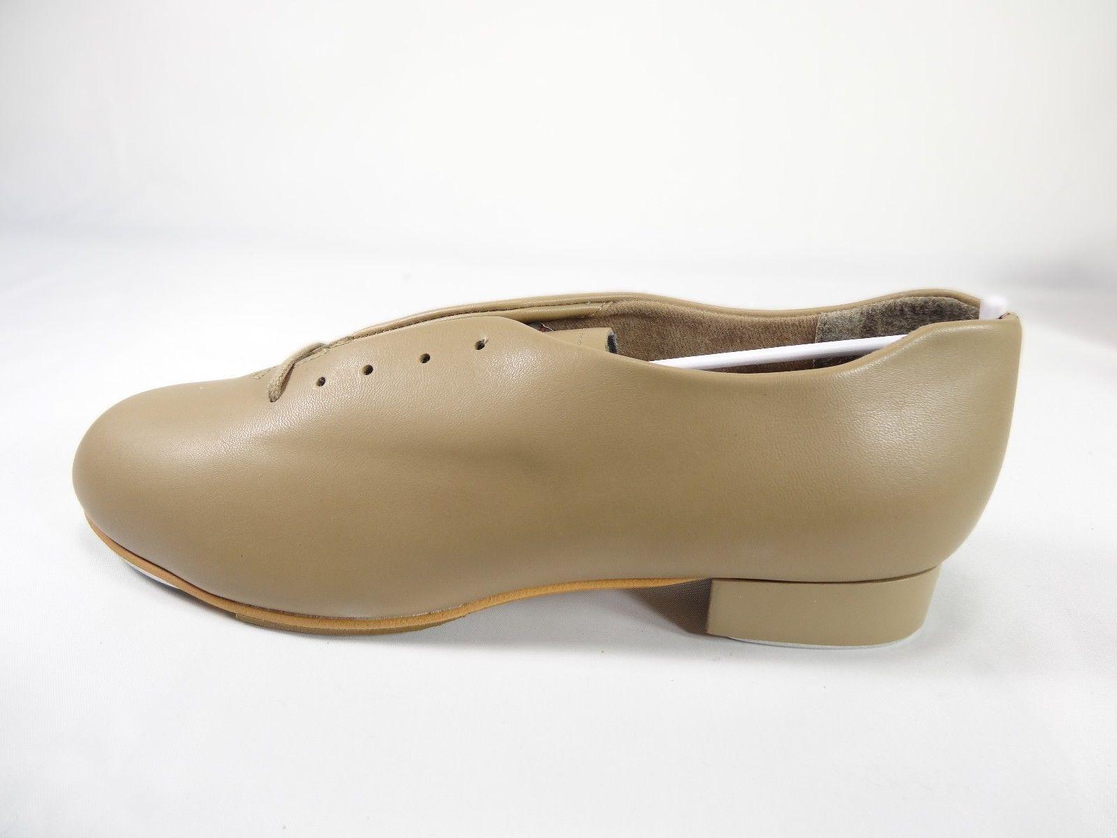 Capezio Tele Tone Jr Tap Dance Shoes Size 8.5.M E3  Style #442